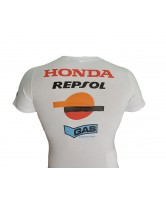 Honda Repsol T-Shirt Beyaz