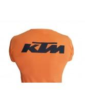 KTM T-Shirt Turuncu